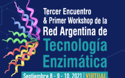 Tercer Encuentro & Primer Workshop de la Red Argentina de Tecnología Enzimática