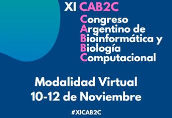 XI CAB2C Congreso Argentino de Bioinformática y Biología Computacional