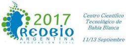Simposio RedBio 2017 en Bahía Blanca